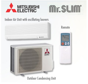 ductless mini split air conditioner system mini split air conditioning ac unit. Black Bedroom Furniture Sets. Home Design Ideas